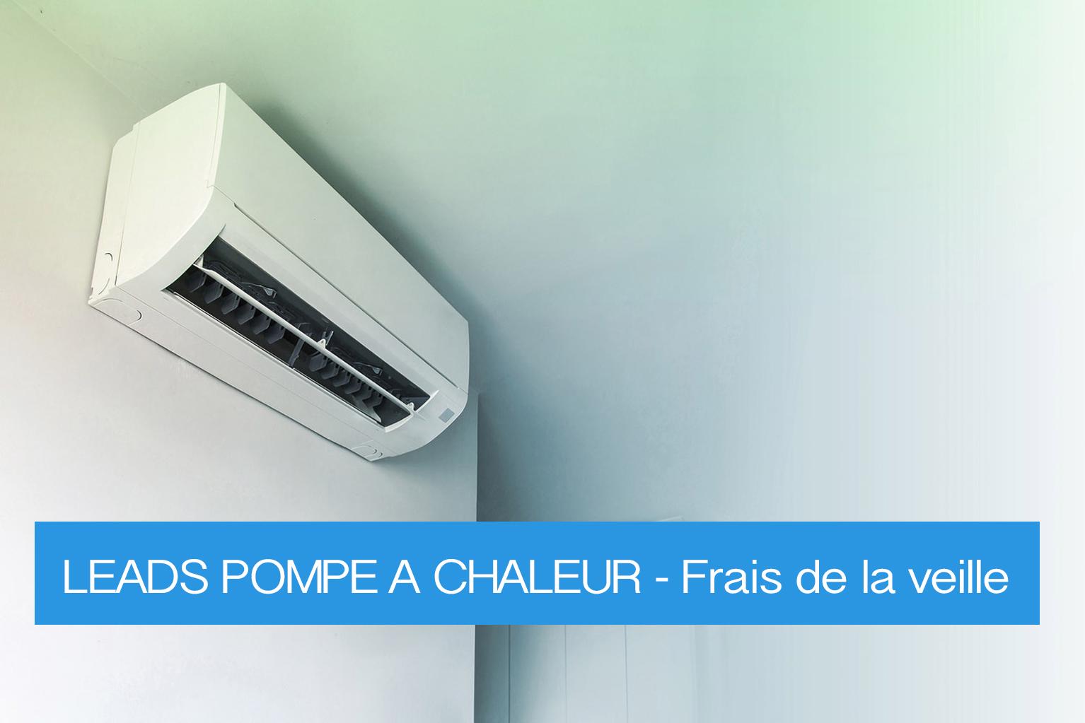 leads pompe à chaleur